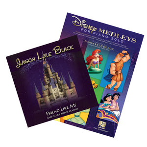 Disney Signed Book & CD