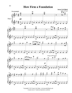 Hope of Israel PDF Sheet Music