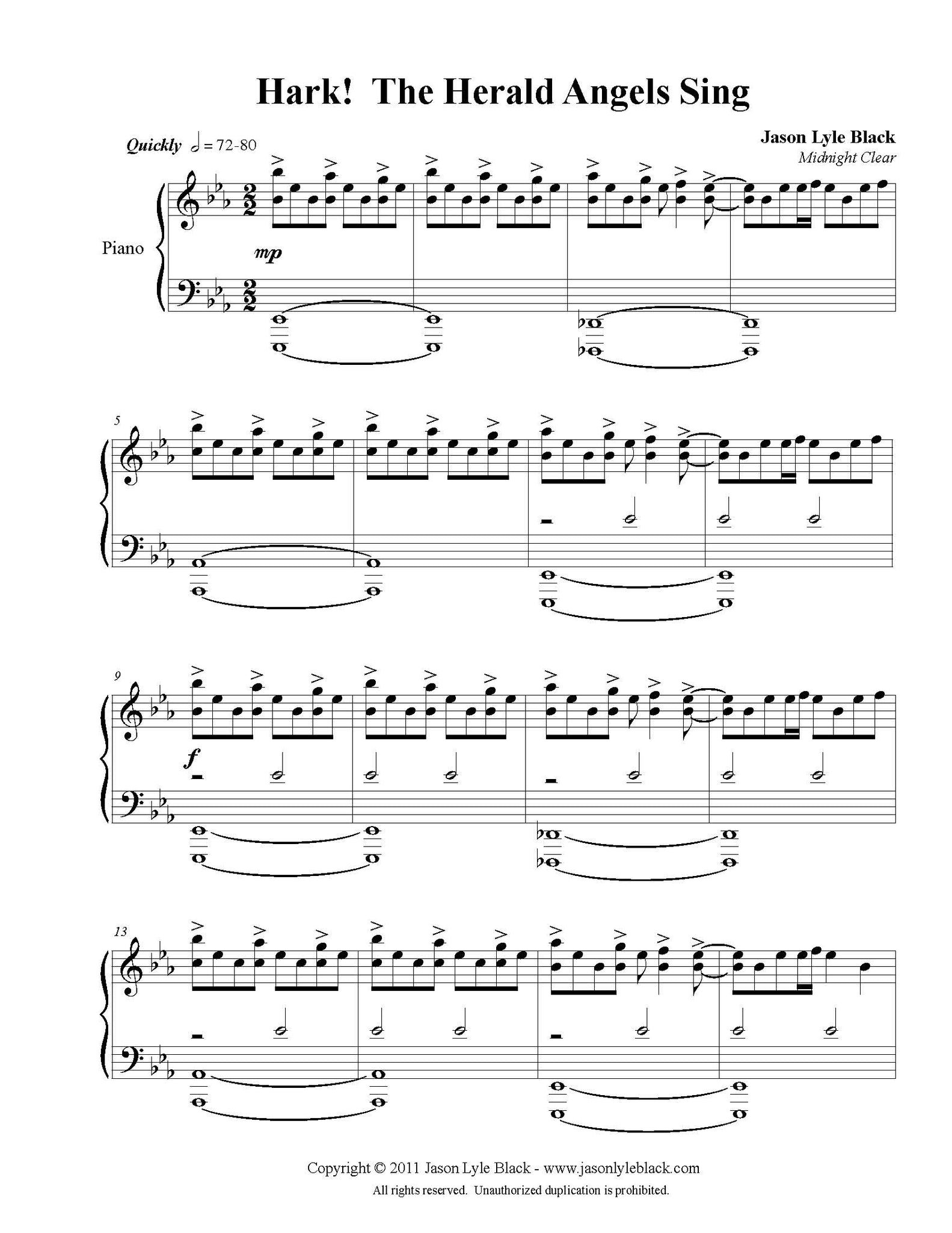 It's just a photo of Wild Christmas Piano Sheet Music Pdf