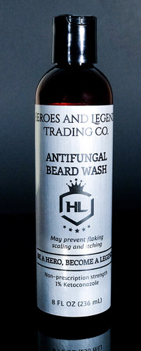 Antifungal Beard Wash
