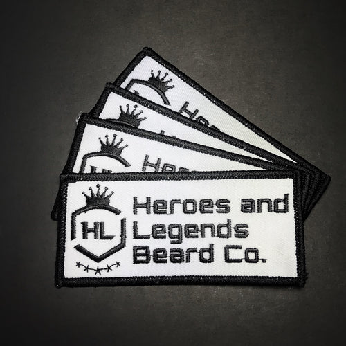 H&L Patch, Iron-on