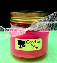 CANDLES BY RILEY, choose your scent, 8 oz.