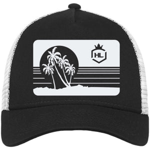 New Era Trucker Snap-Back H&L Beach