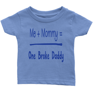Broke Daddy Infant Tee 6M - 24M