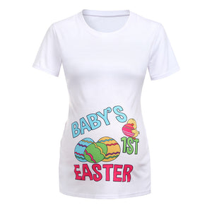 Easter Maternity Tee