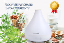 Beautiplove 1200ml Aromatherapy Essential Oil Diffuser Humidifier