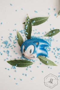 Sonic The Hedgehog Bath Bomb - Essential bath time
