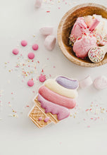 Lickety Yum Ice cream bath bomb - Essential bath time