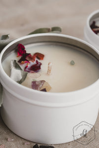 NEW: Gaia - Essential Oil Cleansing CandleSoy Wax CandleEssential bath time