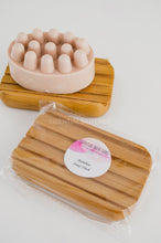Bamboo Soap Holder - Essential bath time
