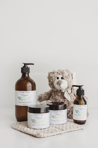 Earth Child Naturals Gift Set - Essential bath time