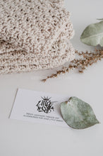 Earth Child Naturals Wash Cloth - Essential bath time