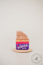 Wonka Chocolate bar bath bomb