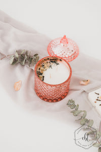 Cupola Double Wick Soy Candle - Chai Latte - Essential bath time