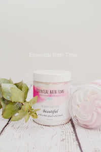 Beautiful - Luxe whipped shower cream - Essential bath time