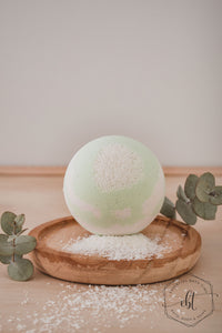 Tropical Lime and Coconut Fruit PunchEssential bath time