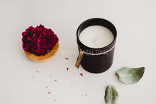 Cambridge rustic soy candle - Essential bath time