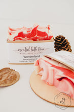 Luxury Essential Oil Soap - Wonderland - Essential bath time
