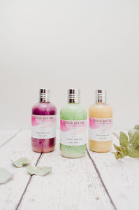 Luxe Shower Gels - Essential bath time