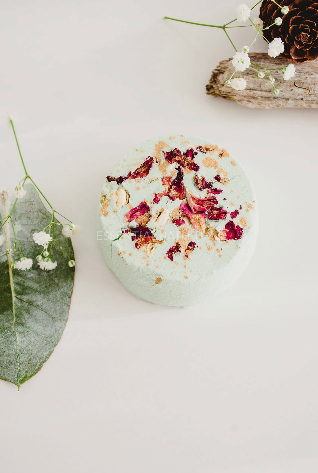 Aromatherapy Bath Bomb - Meditation - Essential bath time