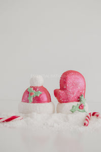 Santa's Magical Christmas Glove Bath BombBathbombsEssential bath time