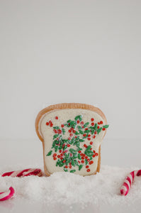 Sleigh Ride Snack Bath Bomb - Essential bath time