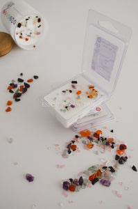 Chakra Balancing soy wax melts - Essential bath time