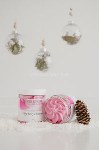 Very Berry Christmas whipped soapwhipped soapEssential bath time