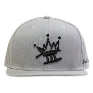 Crown Grey Cap