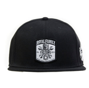 Royal Family Customs Cap