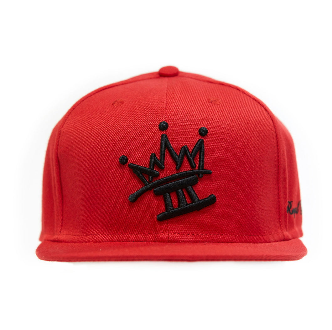 Crown Red Cap