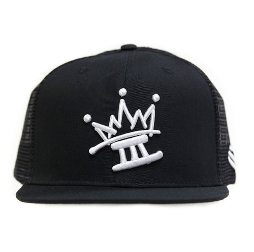 Crown Net Cap