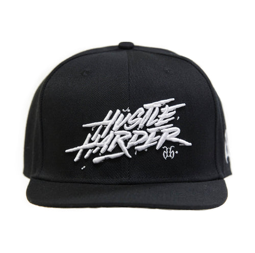Hustle Harder Coka Cap