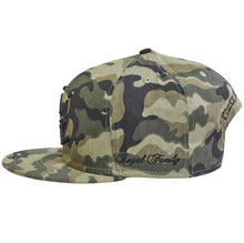 Load image into Gallery viewer, Camo Crown Cap