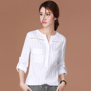 2018 Long Sleeve Shirt for Women