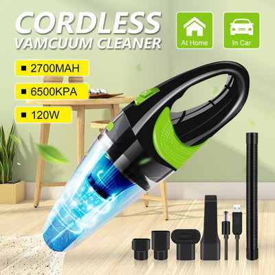Strong Power Car Vacuum Cleaner
