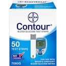 Bayer Contour Test Strips