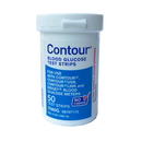 Bayer Contour Test Strips VIAL
