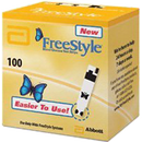 Freestyle Test Strips - 100 Count