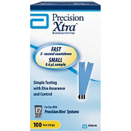 Precision Xtra Test Strips