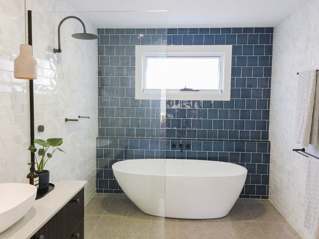 Millie Goggins Master Bathroom