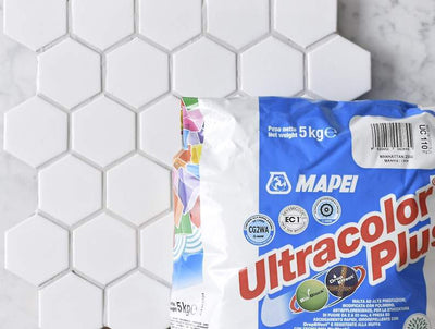 Mapei Grout Ultracolor Plus Manhattan 2000 5kg Bag