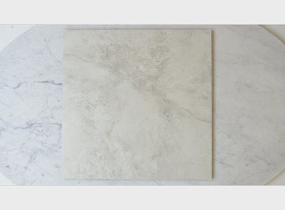 Mornington Limestone Look Ivory Matt