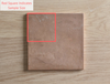 Boat Harbour Beach Terracotta Encaustic Look Square Tile
