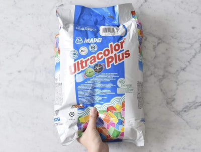 Mapei Grout Ultracolor Plus Anthracite 5kg Bag