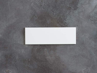 Jindabyne Matt White Tile