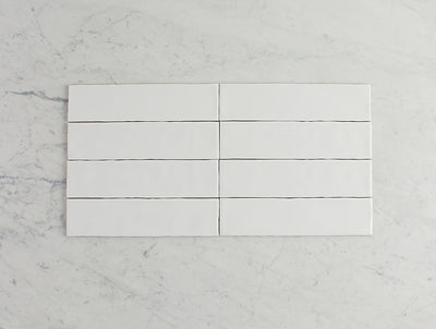 Newport Matt Subway White Tile