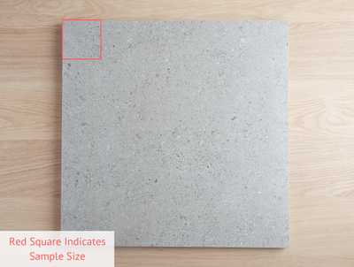 Hamilton Matt Grey Concrete Look Tile