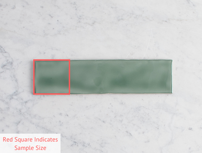 Newport Gloss Subway Jade Green Tile