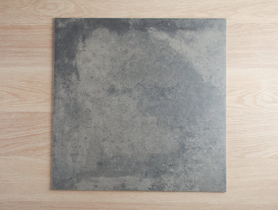 Windsor Matt Charcoal Concrete Look Tile